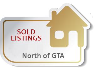 North of GTA Home Sales